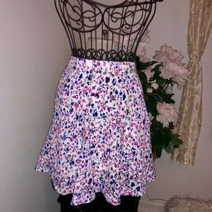CANDIES FLORAL LACE SKIRT💐